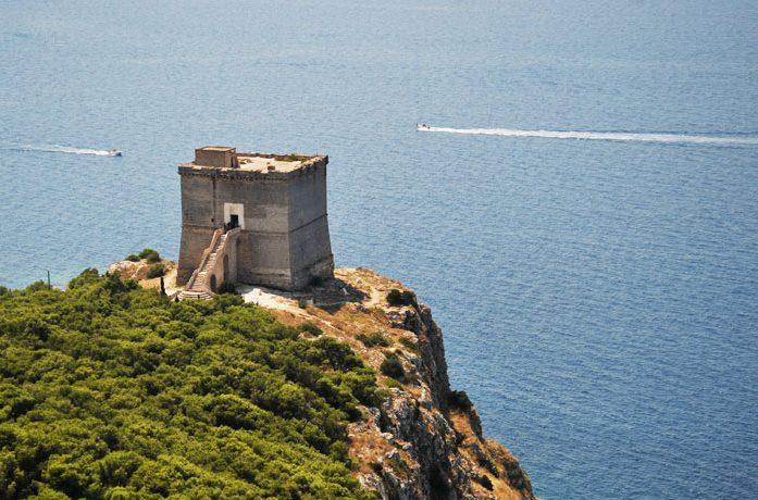 Torre di S. Maria dell'Alto a Porto Selvaggio
