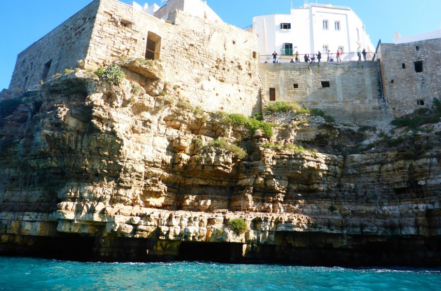 Polignano by kayak