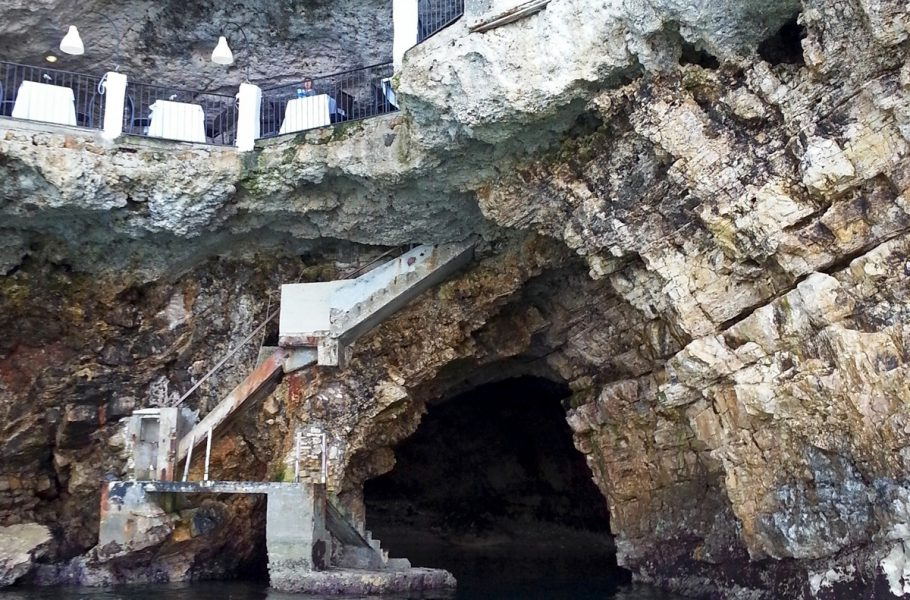 Palazzese cave
