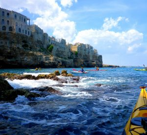 polignano - Puglia and Salento by kayak!