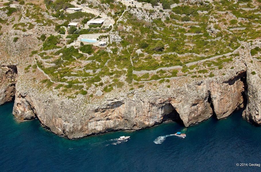 costa adriatica di Santa Maria di Leuca