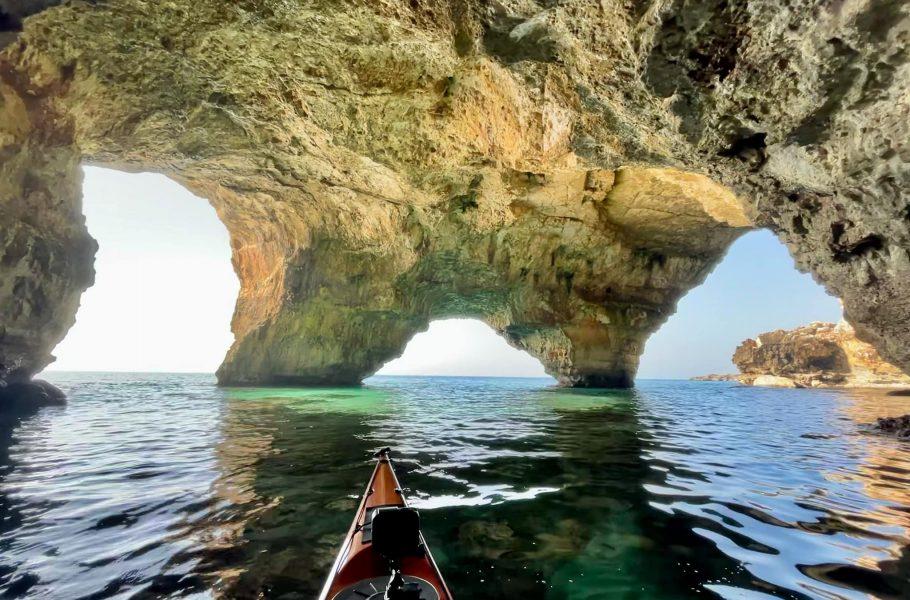 Grotta delle Tre Porte