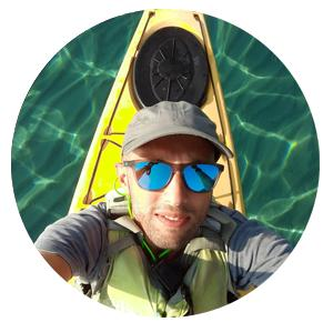 Lorenzo Gennaioli - Puglia & Salento by kayak